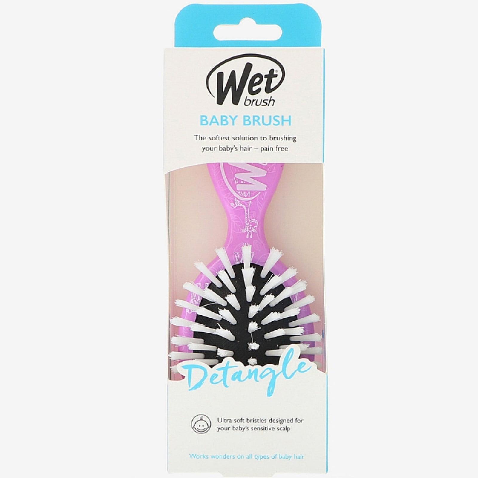 Wet Brush Baby Brush, Pink 1 ea