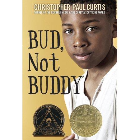 Not Buddy - Bud, Not Buddy (Paperback)