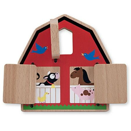 Peek-A-Boo Barn