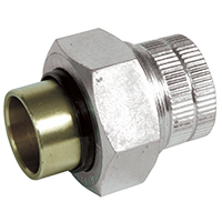 Camco Manufacturing Inc 23503 3/4Fipx3/4Swt Dielectric Union