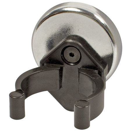 Magnet with Clip,22 lb. Pull MAG-MATE MX1500BP01