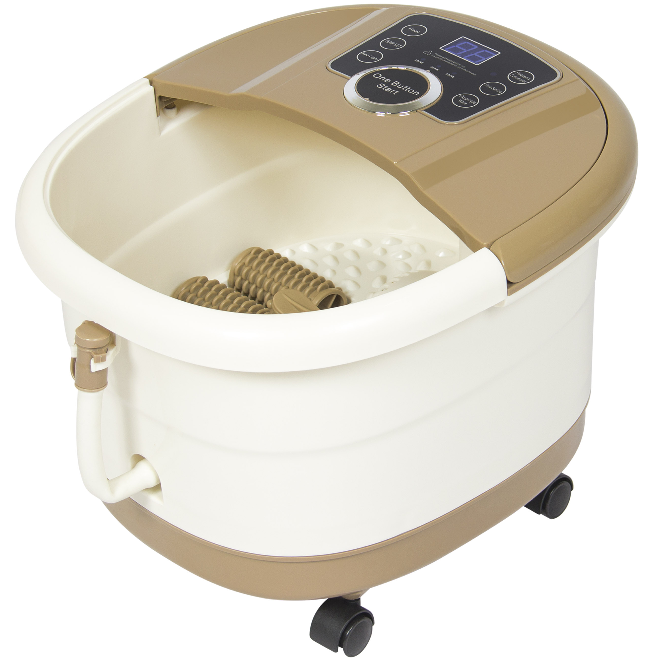 Keep in mind that Heated Foot Spa are different from the Conair Foot Spa so if you are looking for them, then move on the other page of this website. Best Heated Foot Spa in Below is the list of top heated foot spa's which have been summarised after doing a prolong detailed market research on them.