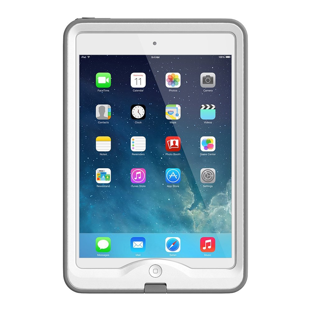 LifeProof Nuud for iPad Mini Retina (for iPad Mini 1 and 2 Only) Glacier