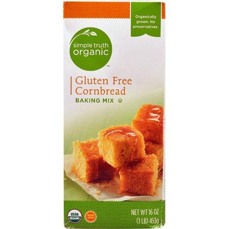 Simple Truth Organic Gluten Free Chocolate Cake Baking Mix