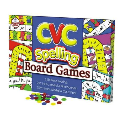 (Price/Set)Didax CVC Spelling Board Games](Cvs Board Games)