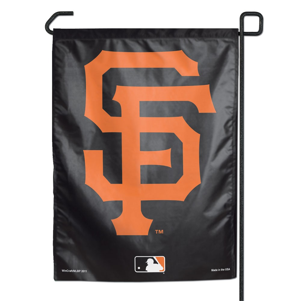 San Francisco Giants Official MLB 11 inch x 15 inch  Garden Flag by Wincraft