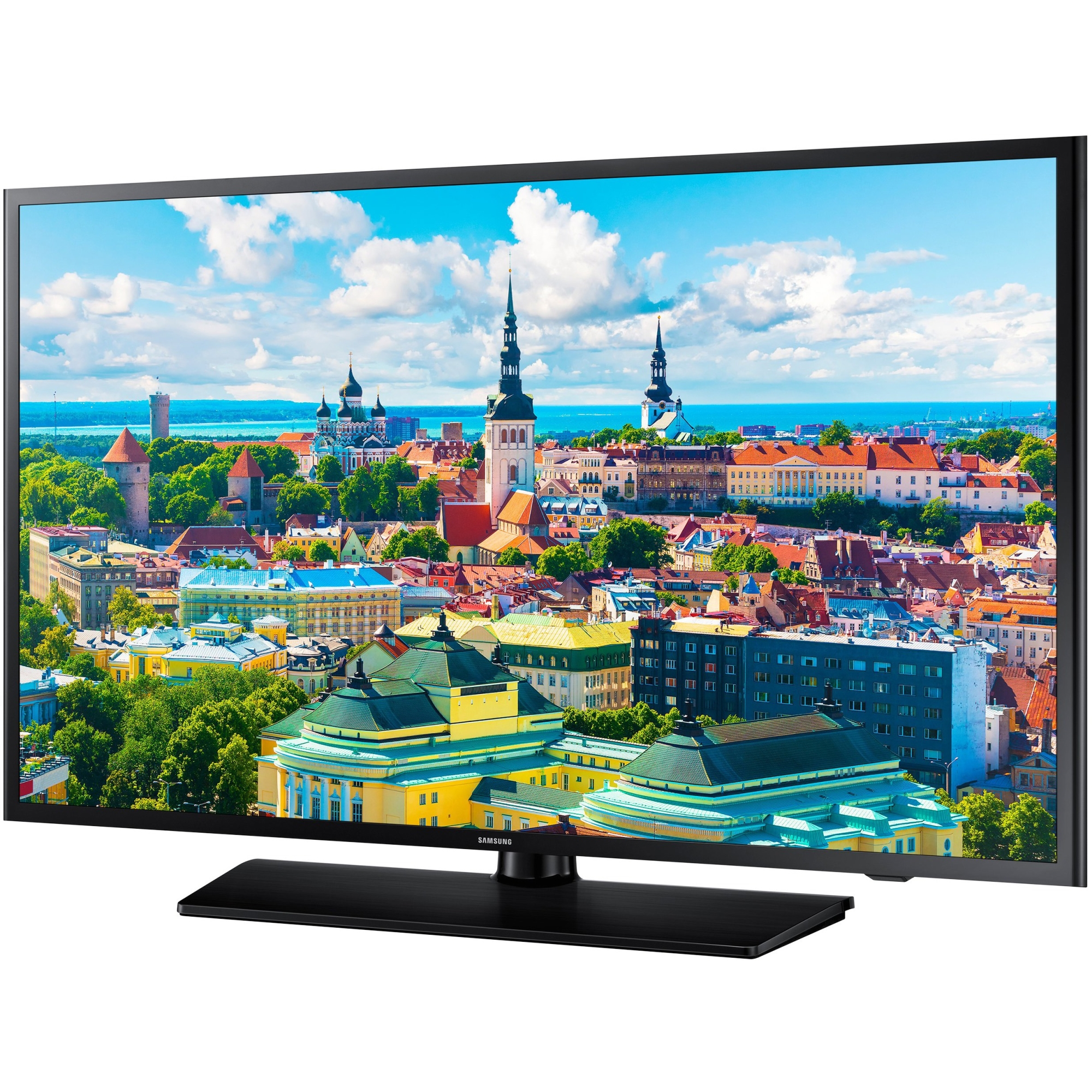 Samsung - HG40ND477SFXZA - Samsung 477 HG40ND477SF 40 1080p LED-LCD TV - 16:9 - HDTV 1080p - Black - ATSC - 178 / 178 -