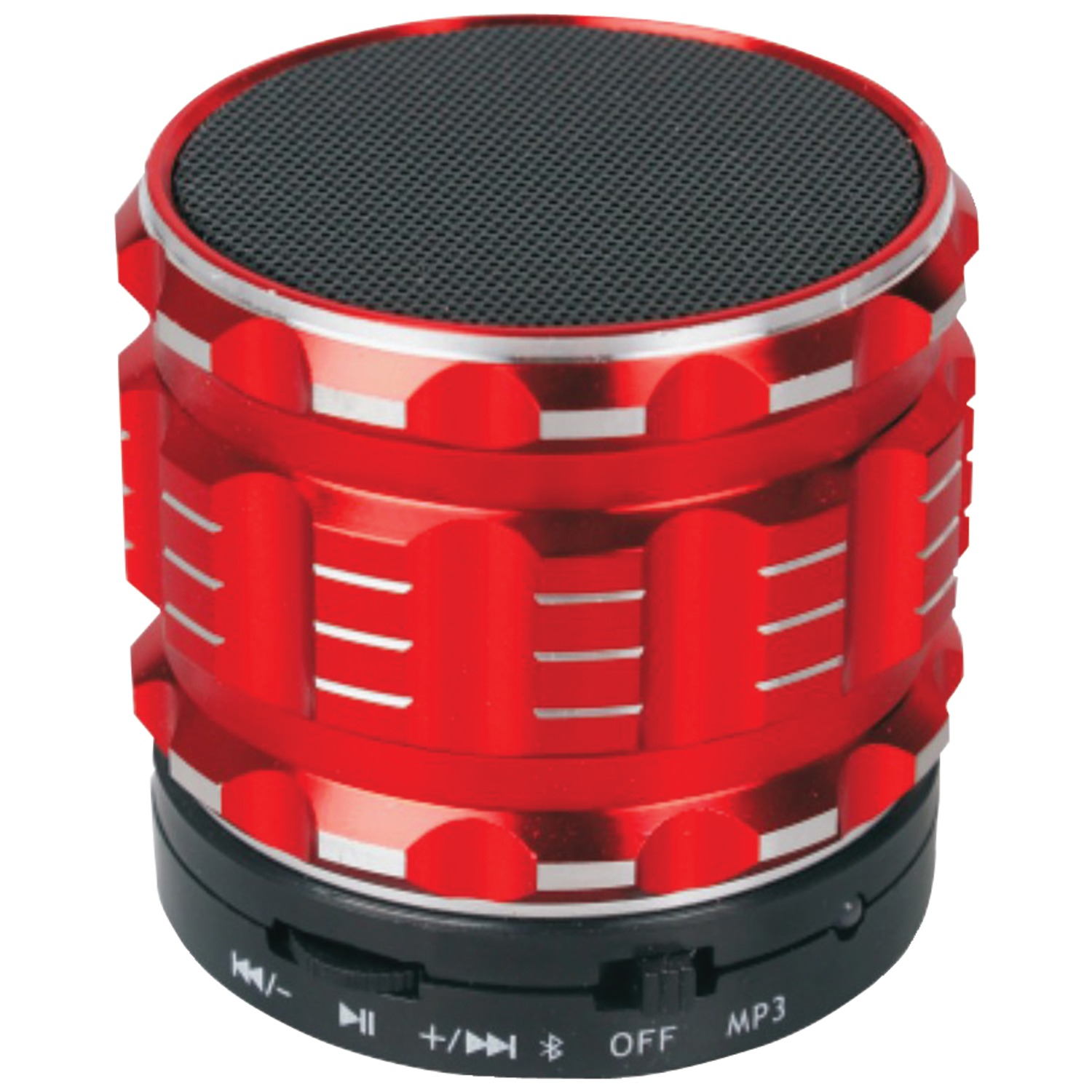 Naxa NAS-3060RED Bluetooth Speaker (Red)