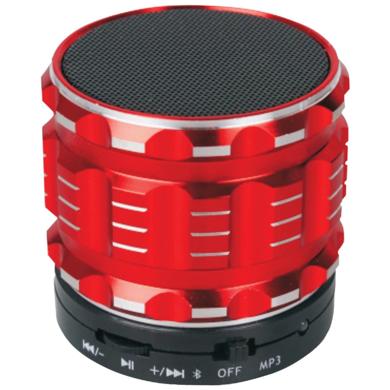 Naxa NAS-3060RED Bluetooth Speaker (Red)
