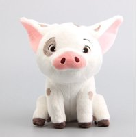 Details about 22cm Movie Moana Pet Pig Pua Stuffed Animals Cute Cartoon Plush Toy Dolls Soft