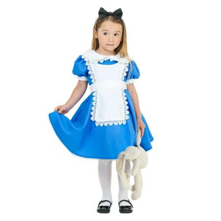 Toddler Supreme Alice Costume - image 1 of 1