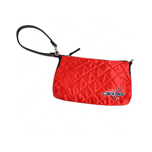 NHL - Washington Capitals Quilted Wristlet