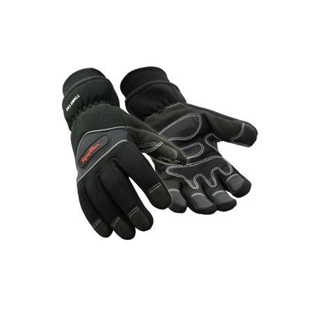 RefrigiWear Warm Waterproof Fiberfill Insulated Lined High Dexterity Work - High Dexterity Work Gloves