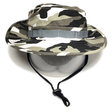 cd1d5b69253 Boonie Bucket Hat Fishing Camping Climbing Wide Brim Men  s Outdoor City  Camo