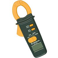 Greenlee CM-330 Clamp Meter, Battery, LCD Display, 2000 (Greenlee Battery)