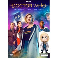 Doctor Who: The Complete Eleventh Series (Walmart Exclusive) (DVD)