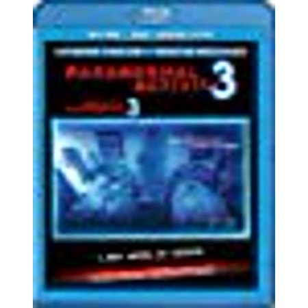 Paranormal Activity 3 - Extended Version (DVD + Blu-ray + Digital Combo) (2012)](Halloween 2017 Extended Version)