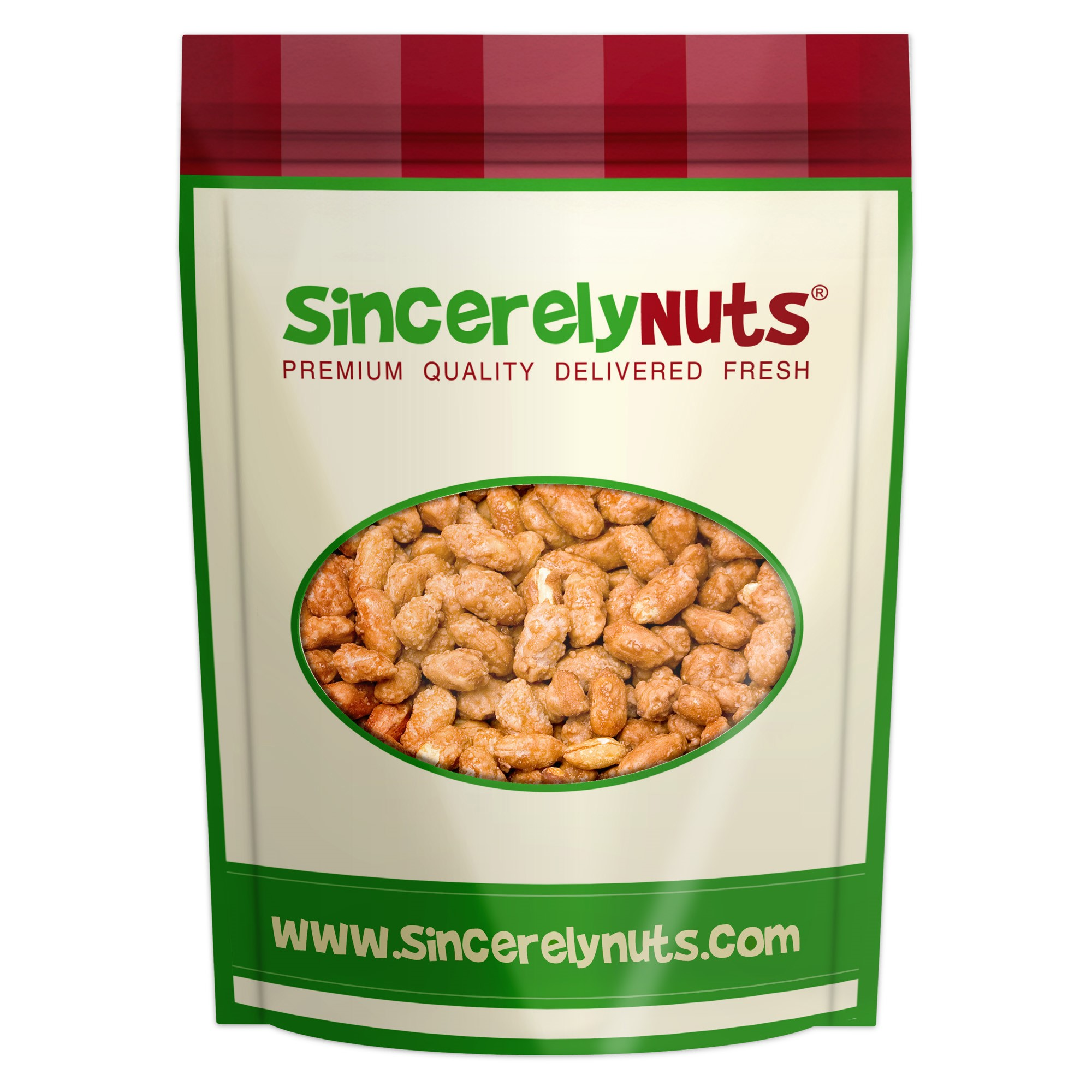 Sincerely Nuts Peanuts, Butter Toffee, 2 lb