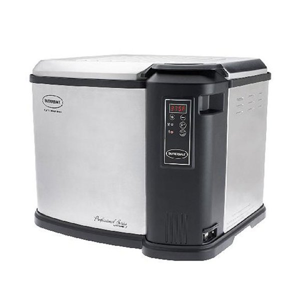 Masterbuilt Butterball 20 Pound Indoor Digital Electric Home Turkey Fryer
