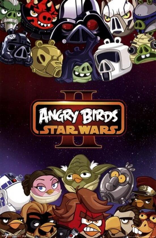 Angry Birds Star Wars 2 Com, Angry Birds Star Wars Full Size Bedding