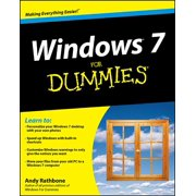 For Dummies: Windows 7 for Dummies (Paperback)
