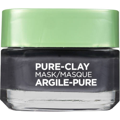 L'Oréal Paris Pure Clay Mask Detox & Brighten, 1.7 Fl Oz