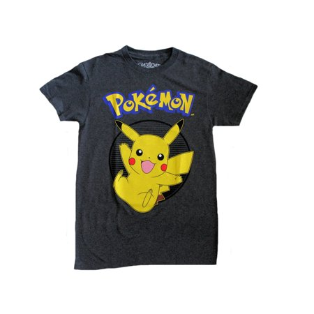 Pokemon T Shirt (Pokemon Pikachue Men's)