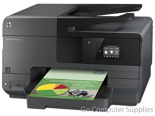 HP OfficeJet Pro 8610 Wireless All-in-One Photo Printer with Mobile Printing, by HP