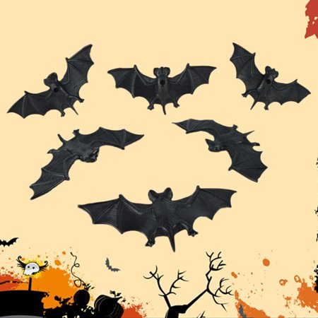 Happy Halloween Party Fun Toy Household Children Room Decor Terror Bat Supplies