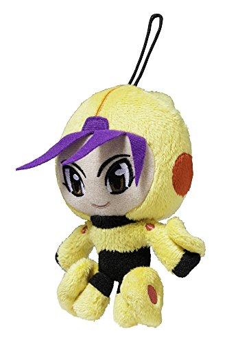 Small Go Go Tomago Honey Lemon Fred Baymax Big Hero 6 Plush Doll Set