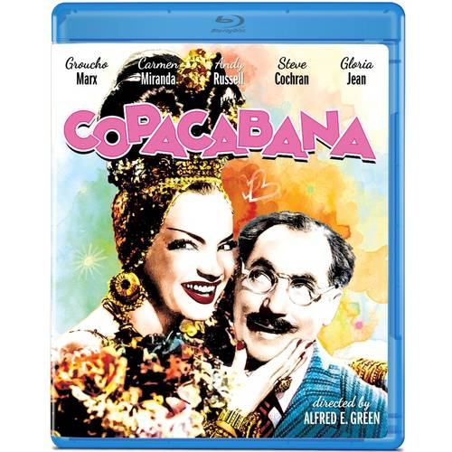 Copacabana (1947) (Blu-ray) (Full Frame) by Olive Films