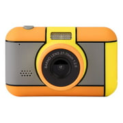 DH Kids Camera 26MP FHD Video Digital Selfie Rechargeable Shockproof Camcorder 3x Digital Zoom for Children gifts Toys for 3-12 Years Old Boys Girls