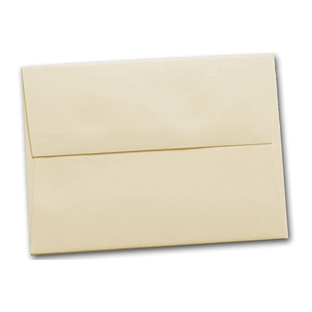 Crane & Co Correspondence Envelopes (Cranes Co Lettra Ecru A7 Envelopes - 25)