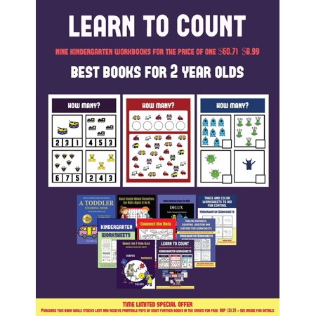 Best Halloween Activities In Ct (Best Books for 2 Year Olds (Learn to Count for Preschoolers) : A Full-Color Counting Workbook for Preschool/Kindergarten)
