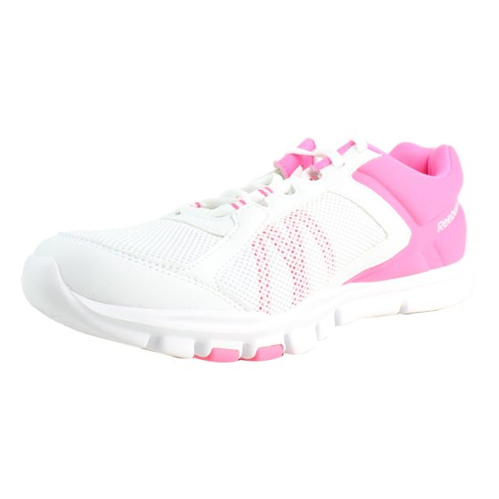 New Reebok Womens Yourflex Train 9.0 White Running Shoes Size 11 Reebok  Womens YourFlex Train 9.0 White Running ce74b0f7c