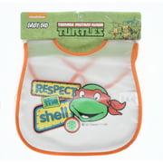 Teenage Mutant Ninja Turtles Toddler Baby Bib 100% PEVA