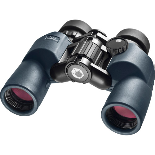 Barska 7x30 WP Deep Sea Binoculars with Internal Rangefinder and Compass
