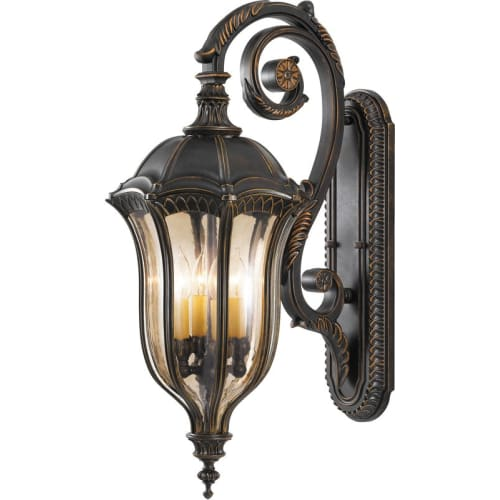 Murray Feiss OL6004 Four Light Outdoor Wall Sconce from the Baton Rouge Collecti