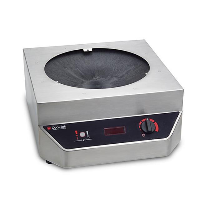 Cooktek Magnawave MW2500 200-240V 2500W Free Standing Wok