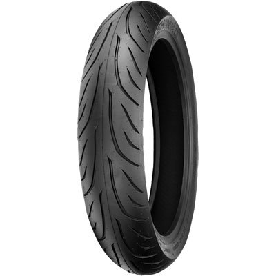 Shinko SE890 Journey Touring Front Motorcycle Tire 130/70R-18 (63H) for Moto Guzzi California 1400 Custom