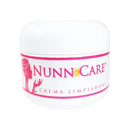 Nunn Care Crema Limpiadora Facial Cream by Nunn Care Cosmetics 1 Oz (32g)