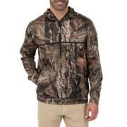 Mossy Oak Mens Half Zip Jacket