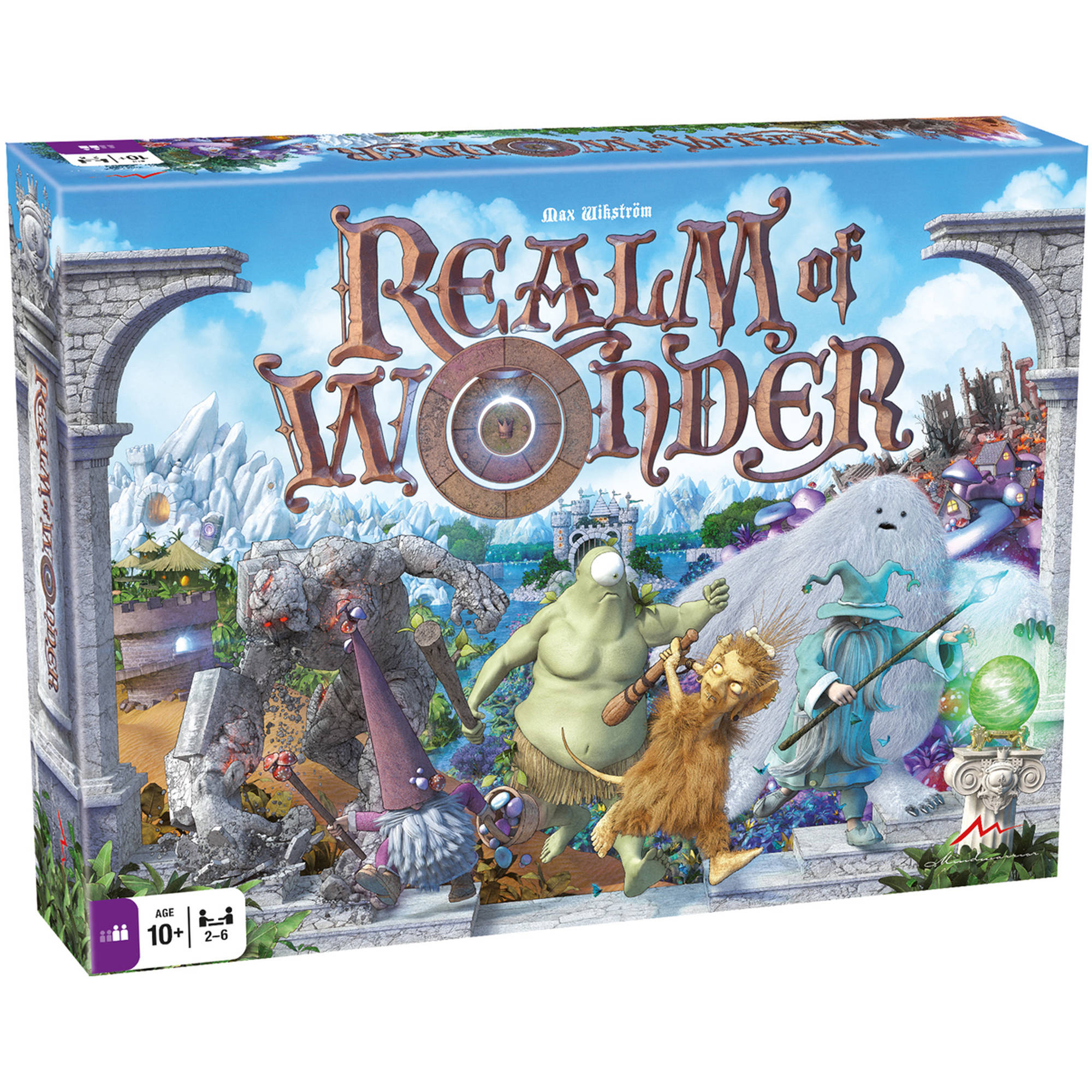 Tactic Realm of Wonder Game