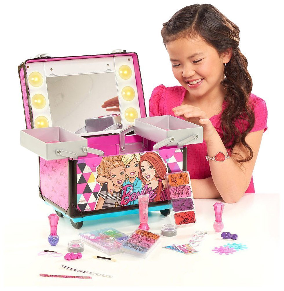 Barbie Rolling Vanity Playset by JUST PLAY HK LIMITED