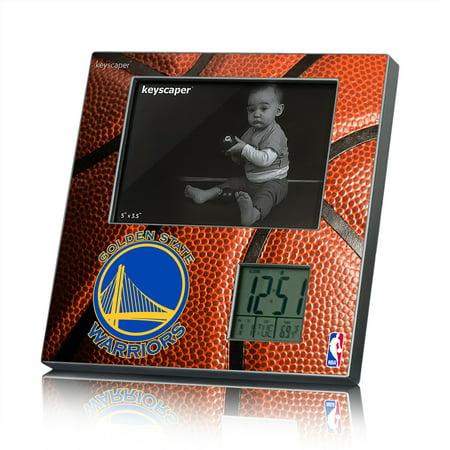 Golden State Warriors Picture Frame And Desk Clock Nba Walmartcom