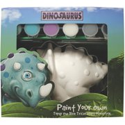 Paint Your Own Dinosaurus-Topsy-Blue