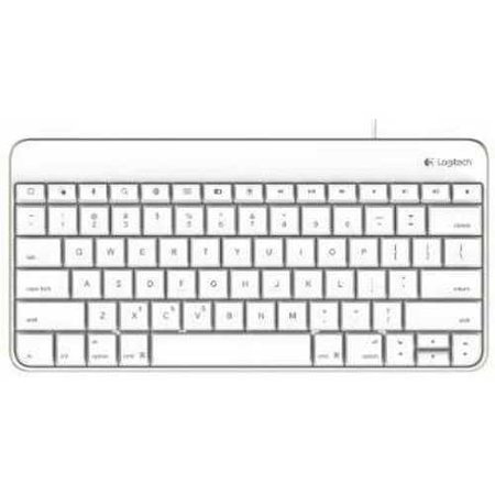 Refurbished Logitech Wired Keyboard for IPad with 30-Pin