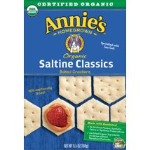 Crackers: Annie's Saltine Classics