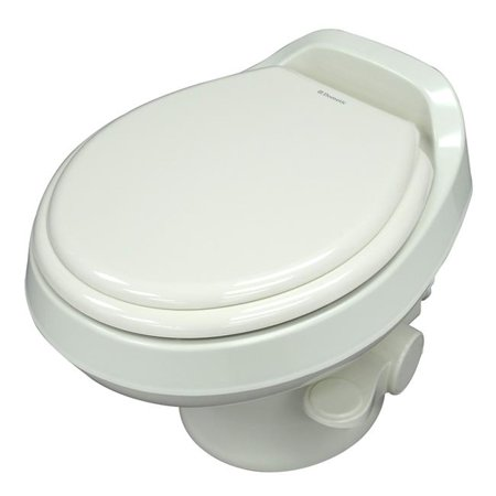 300 Series Low Profile Toilet, White