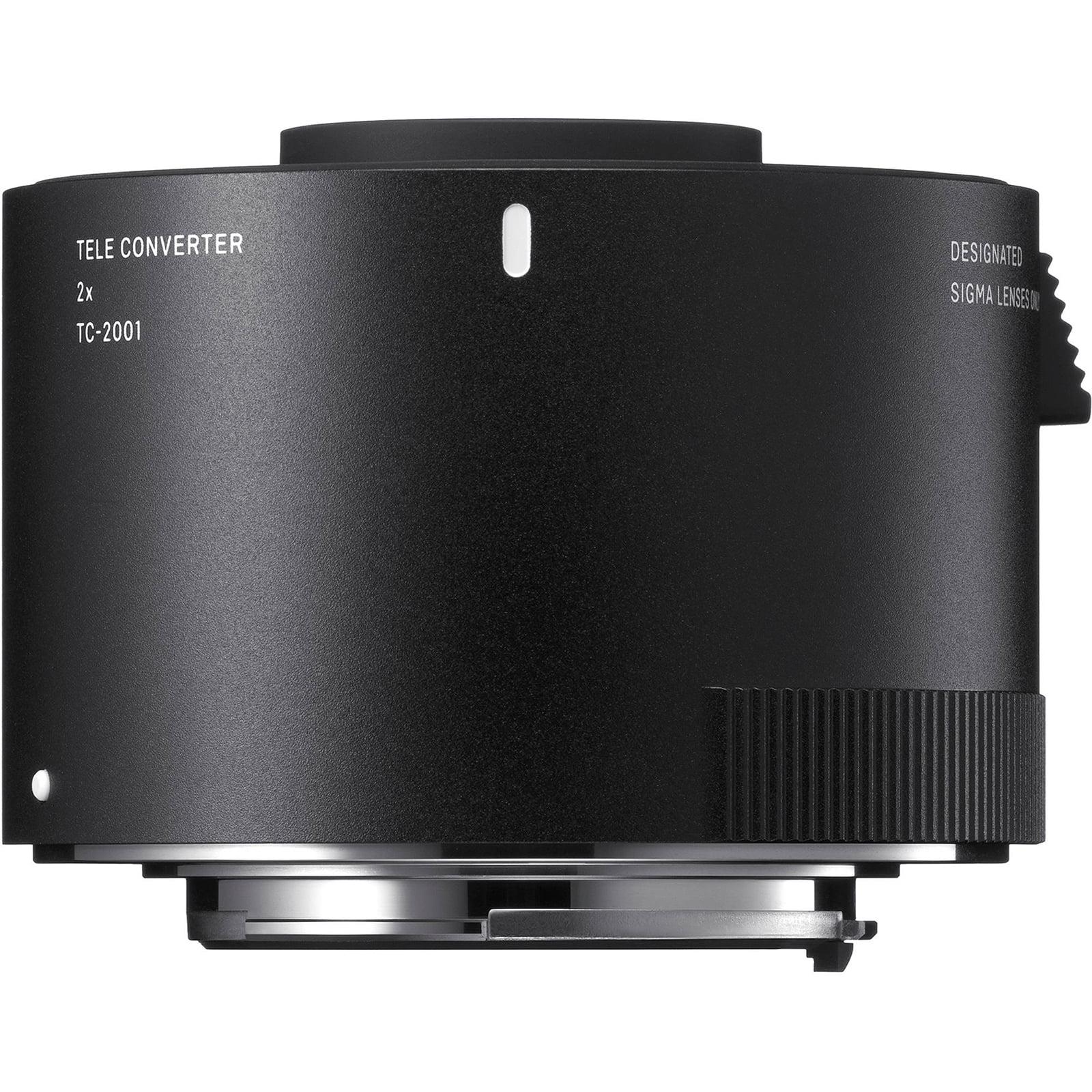Sigma TC-2001 2x Teleconverter (for Nikon Cameras)
